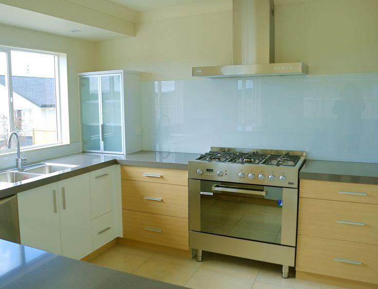 Modern Kitchen Glass Backsplash 17 best backsplashes images on pinterest | backsplash, backsplash