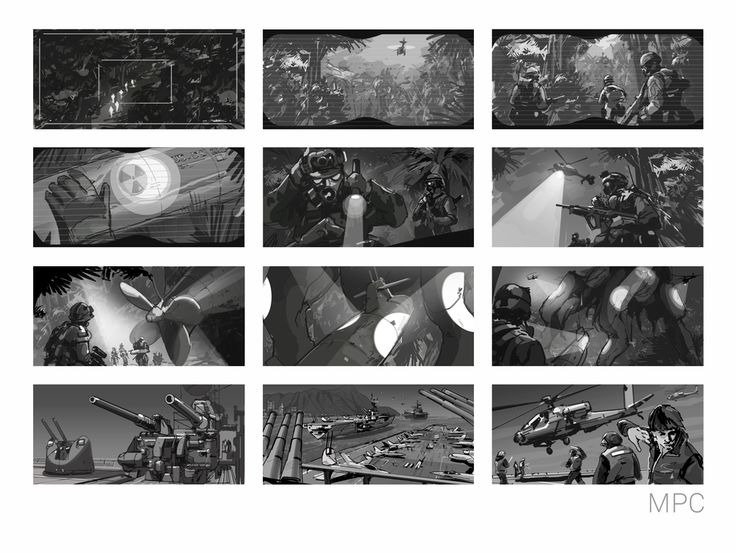 Portfolio  Mpc Concept Art  Storyboards    Concept