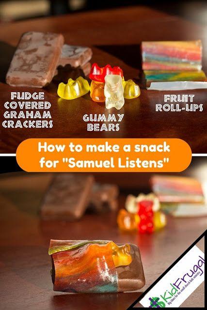 Snacks | Small Groups