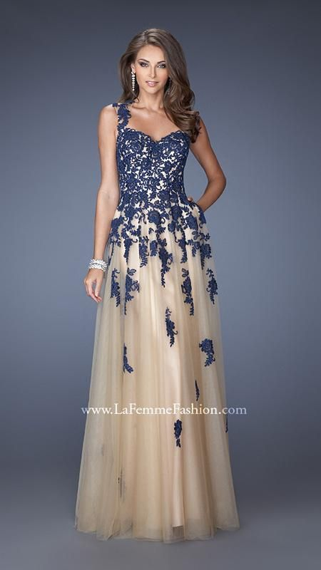 La Femme 19922 | La Femme Fashion 2014 - La Femme Prom Dresses - Dancing with the Stars