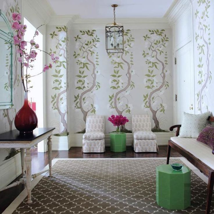 Top 25 best Foyer wallpaper ideas on Pinterest Grass cloth