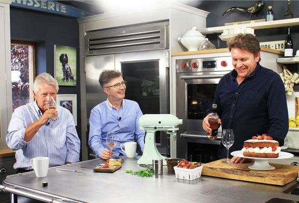 Saturday Kitchen SMASHES ratings despite new James Martin show amid 'disappointed' fans - https://buzznews.co.uk/saturday-kitchen-smashes-ratings-despite-new-james-martin-show-amid-disappointed-fans -