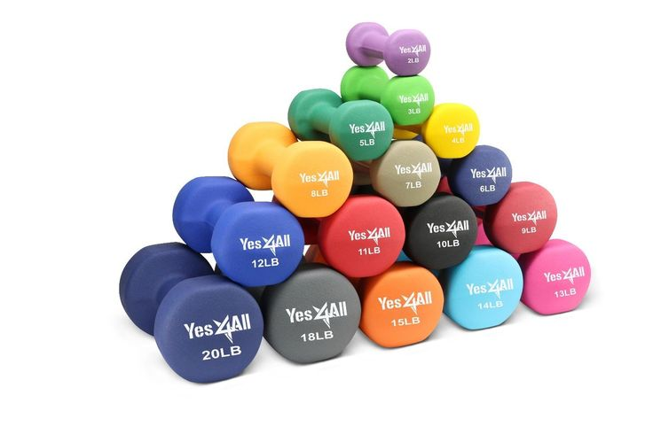(adsbygoogle = window.adsbygoogle || []).push();     (adsbygoogle = window.adsbygoogle || []).push();   Yes4All Neoprene Coated Dumbbells Hand Weight Sets Non-Slip Grip 2 – 20 lbs Pair  Price : 15.99  Ends on : 3 weeks  View on eBay      (adsbygoogle = window.adsbygoogle ||...