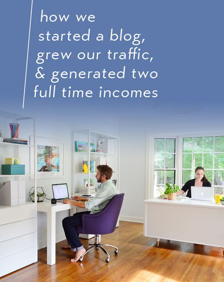 How To Start A Blog, Grow Your Traffic, & Turn It Into A Full Time Job