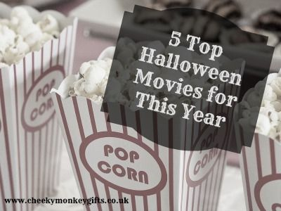 Still looking for something fun to watch this #Halloween? Here are five excellent movies to get for tomorrow night.  http://amp.gs/Bxyj