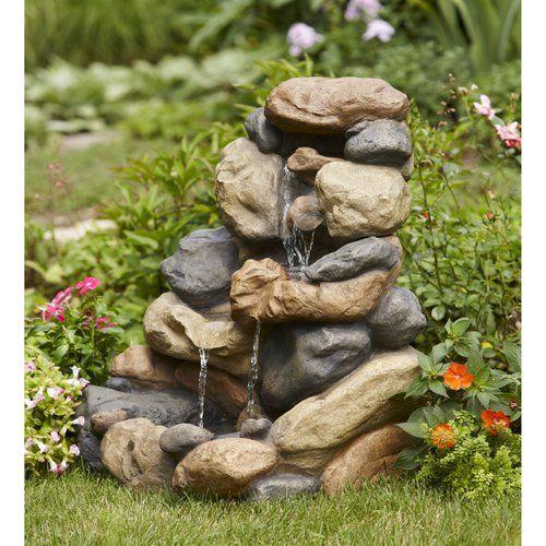 Better homes & gardens fountain
