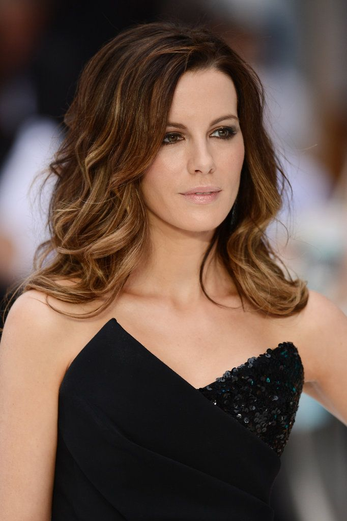 Total Recall London Premiere Celebrity Pictures of Jessica Biel, Kate Beckinsale Photo 15
