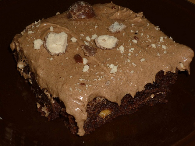 Milk Chocolate Whopper Brownies!! | Cookies, Brownies, & Bars... | Pi ...