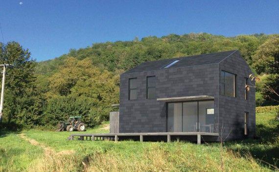 Les 25 meilleures id es concernant toiture ardoise sur for Ouvrage architectural