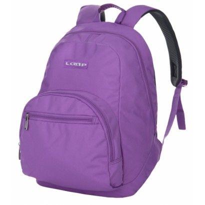 batoh daypack LOAP ROOT S fialový
