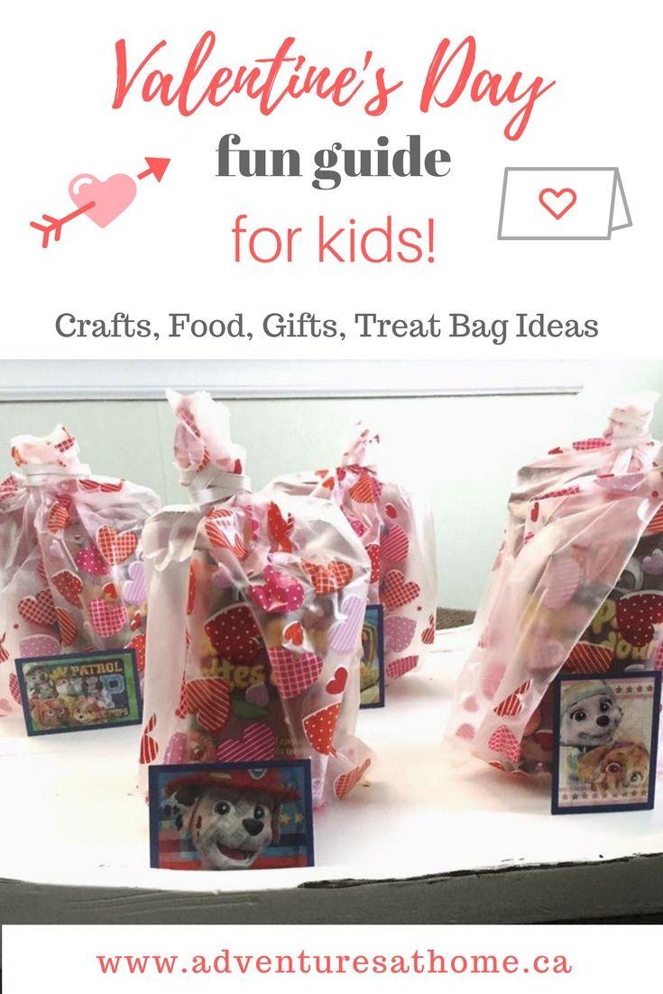 Valentine's Day fun guide for kids! #valentinesday #kidscraft