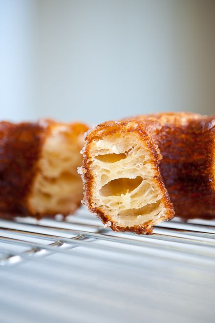 "I admit it: I really want to try a ""cronut""!"