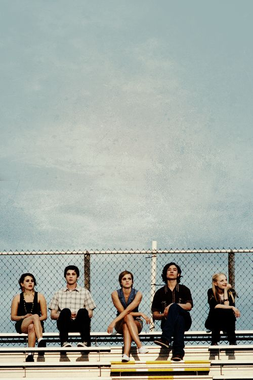 Generational movies: The Perks Of Being A Wallflower. Catch American Honey, backed by Film4, in UK cinemas now.