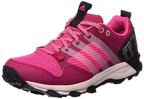 adidas Kanadia 7 TR W, Zapatillas de Running Para Mujer, Rosa (Rosfue / Rolhal / Rosimp), 37 1/3 EU