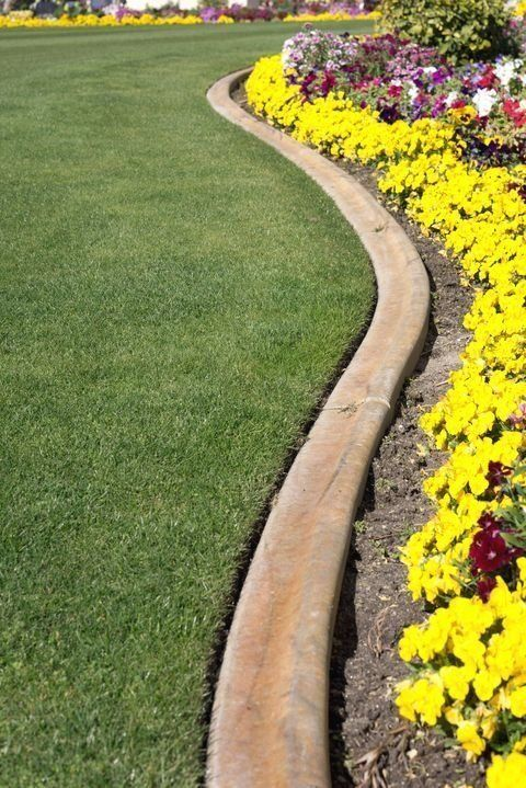 15 Best Gardening Edging Ideas for a Beautiful Bed ...