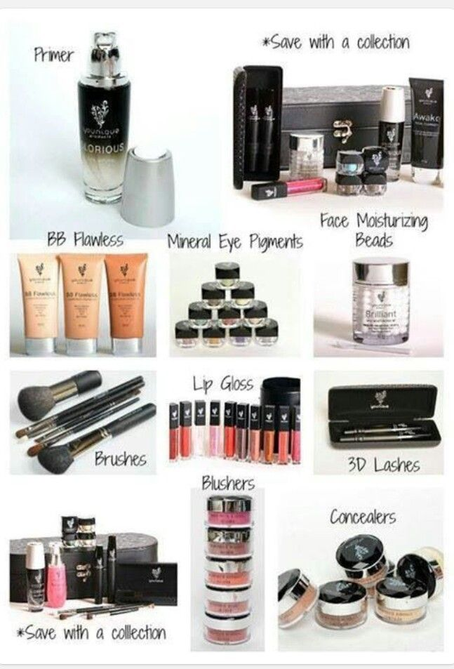 Check out all these WONDERFUL #Younique PRODUCTS!!! www.youniqueproducts.com/ashleelawson