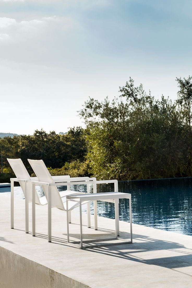 Natal Alu Easy Chair Designed By Studio Segers For Luxury Outdoor Furniture  Brand Tribù. Part 95