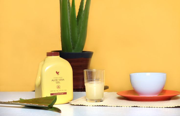 Forever Aloe Vera Gel Pure stabilised aloe vera gel which is as close to the natural plant juice as possible, containing over 200 different compounds. This rich source of nutrients provides the perfect supplement to a balanced diet. Drink to promote a healthy lifestyle and well-being.
