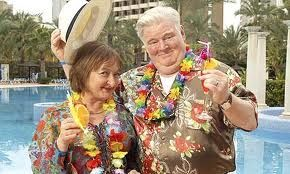 I want to go on a girly holiday to Benidorm!