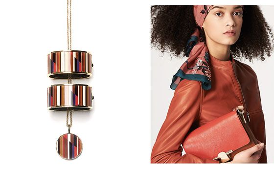 Bolsos, zapatos, gafas de sol, pañuelos… la colección de accesorios de mujer de Massimo Dutti primavera verano 2017