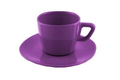 PURPLE COFFEE MUG!