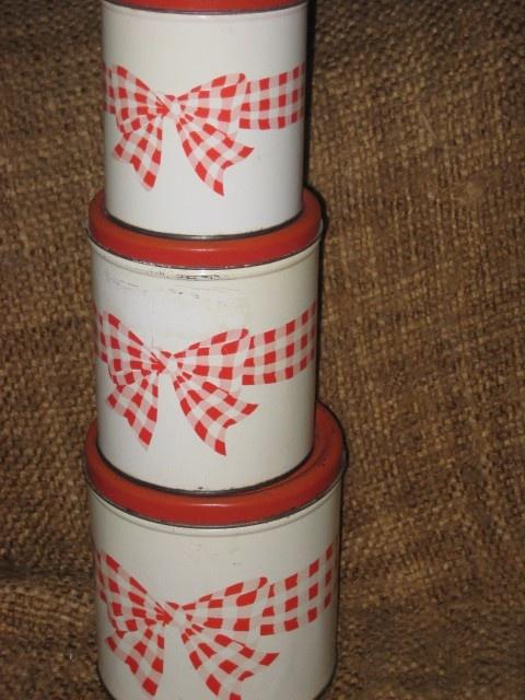 preciosos potes para la cocina: The Kitchen, For, Vintage Canisters, Preciosos Potes