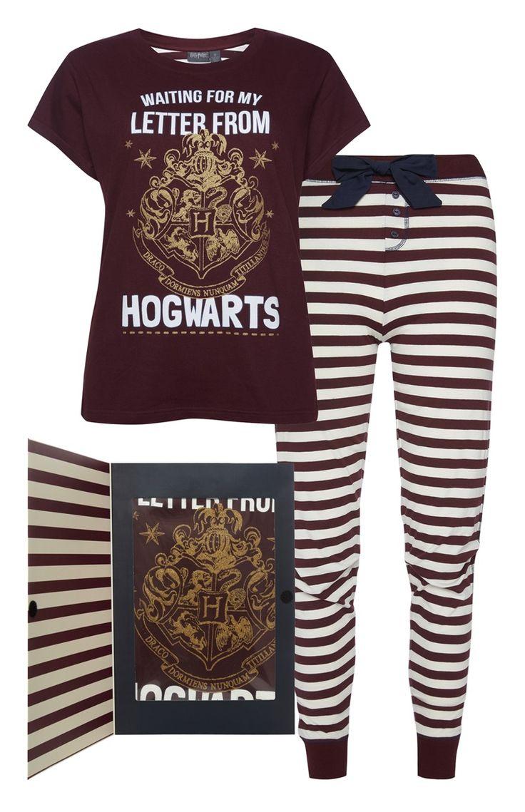 Primark - Harry Potter PJ Set Gift Box