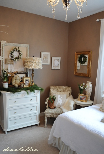 Paint and lighten up with softness