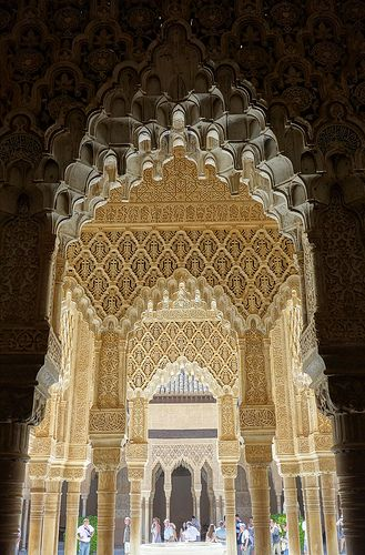 Alhambra Granada I'll be there one day :)