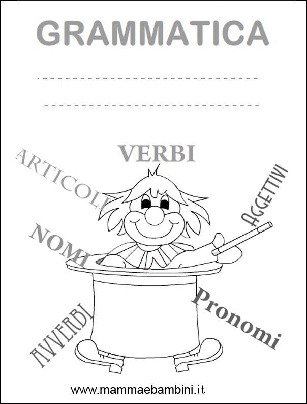 Schede didattiche per la scuola primaria, giochi, disegni da colorare, enigmistica, storia dell'arte per bambini, schede didattiche del maestro fabio