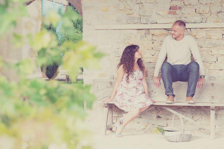 Séance Engagement, mariage, wedding, photography, lovers, amour, love, amoureux, liberty, fleurs, vintage, photographe lili pixel