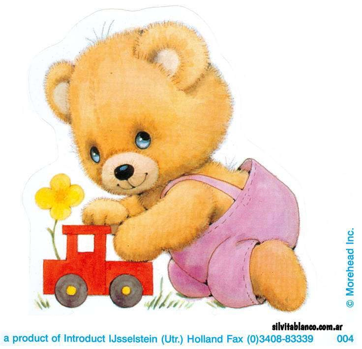 Babyshower, ilustraciones