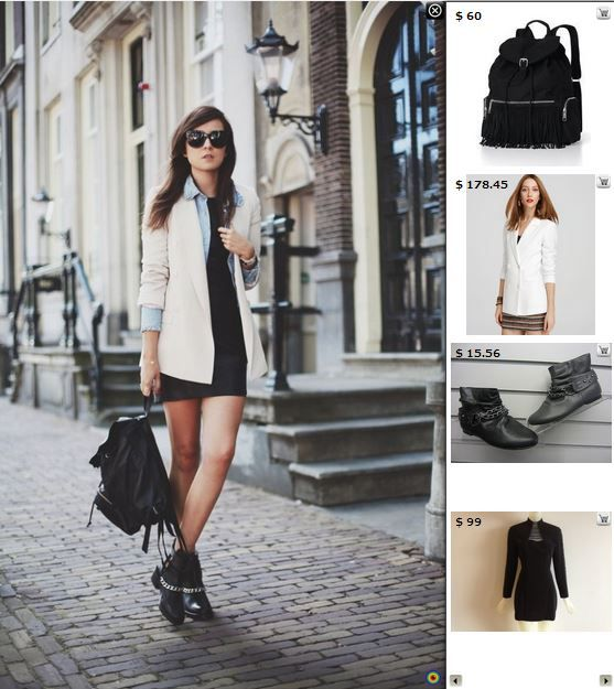 Street Style Fall - Shop matching products in this pic at http://www.stylediggin.com/now-you-see-me/
