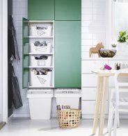 Avec IKEA, trier ses déchets devient facile ! - Marie Claire Maison