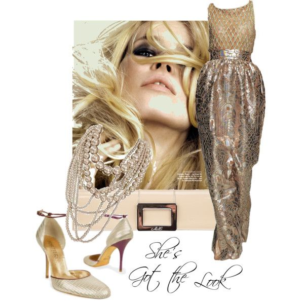 """She's Got the Look"" by moodycat on Polyvore"