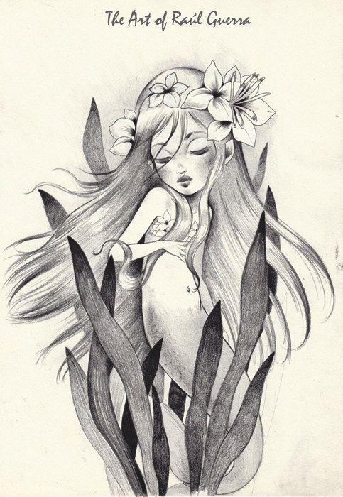 The Little Mermaid by Raul Guerra