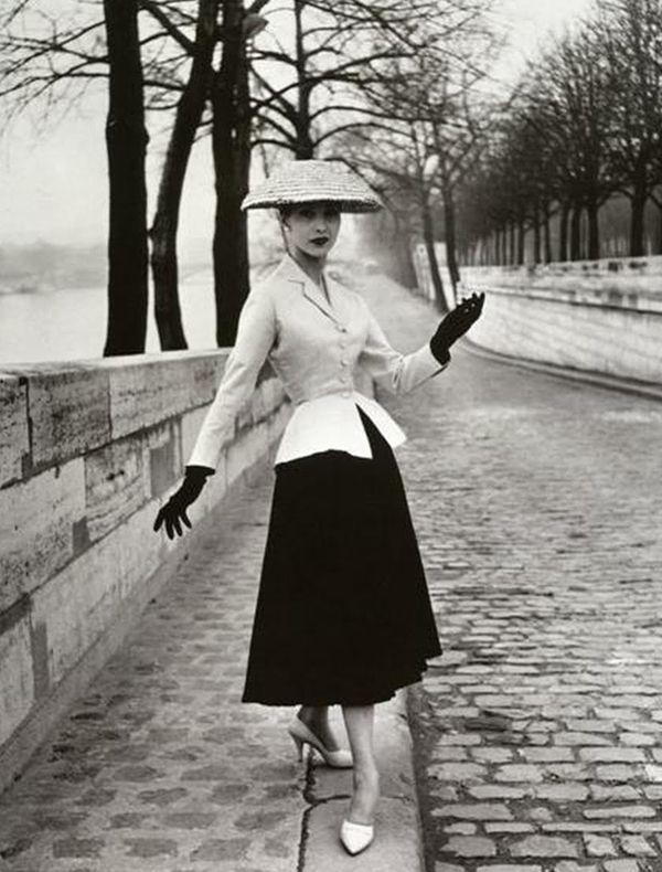 Original Peplum  Dior-1940