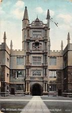 The Old Schools, Tower of 5 Orders of Classic Architecture, Oxford