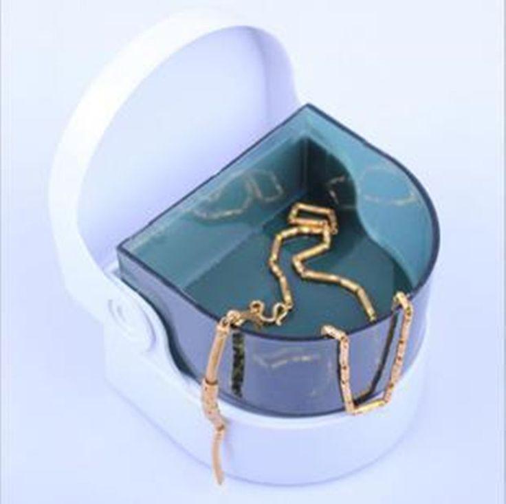 Mini ultrasonic electric cleaner jewelry jewelry cleaner