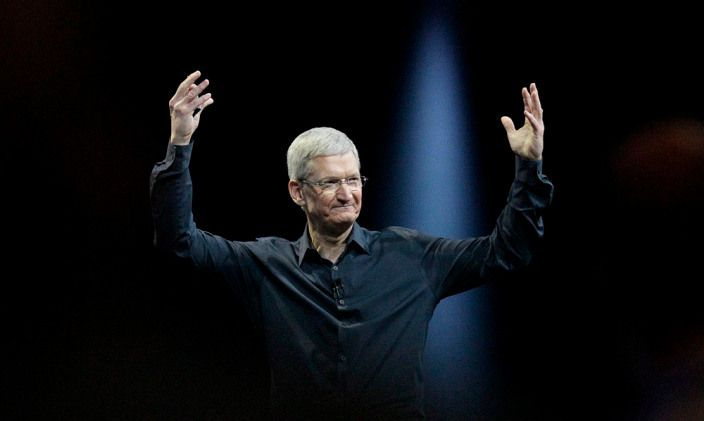 Most analysts satisfied with Apple's announcements, think AAPL stock will climb