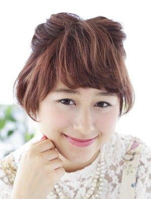 可愛らしさ炸裂なネコ耳風 ガーリーアレンジの決定版 - ヘアスタイルを探す   愛され女子のヘアカタログ