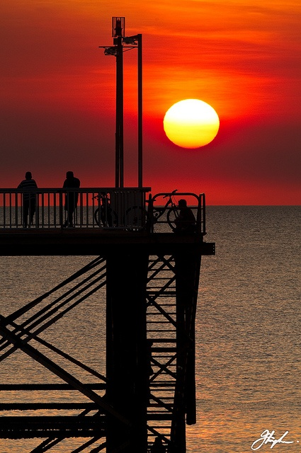 Nightcliff Jetty - Darwin NT by StormGirl1, via Flickr
