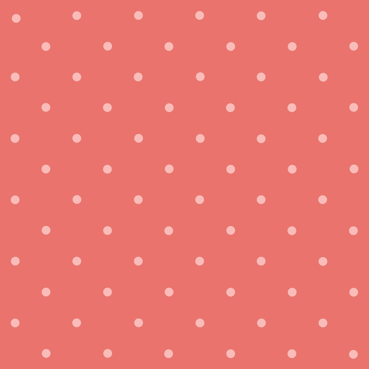 Strawberry Polkadot 12x12 printable for scrapbooking and paper crafting