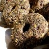 Gluten Free Blueberry Oat Bagels Recipe | FaveGlutenFreeRecipes.com