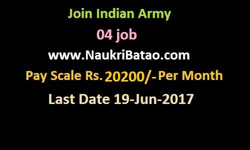 Tradesman Mate - Join Indian Army Recruitment 2017 - 10th Pass Jobs https://www.naukribatao.com/tradesman-mate-join-indian-army-recruitment-2017-10th-pass-jobs/