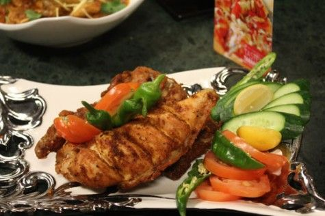 Peshawari Murgh Masala Recipe