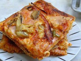 ΜΑΓΕΙΡΙΚΗ ΚΑΙ ΣΥΝΤΑΓΕΣ: Πίτσα από τα χεράκια μας!! Η ωραιότερη σε γεύση !!!!