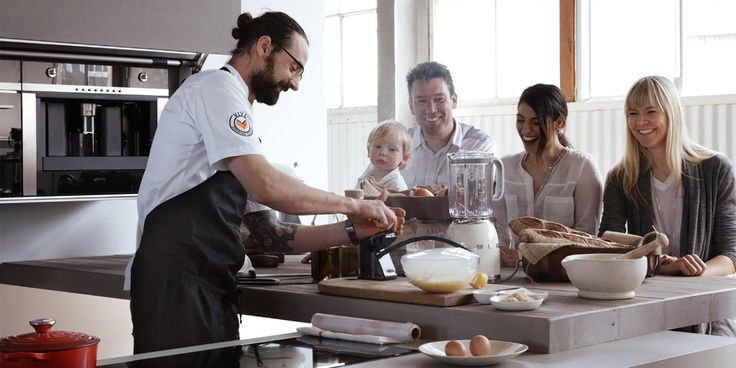 VIVE cooking school launches at The Saporium