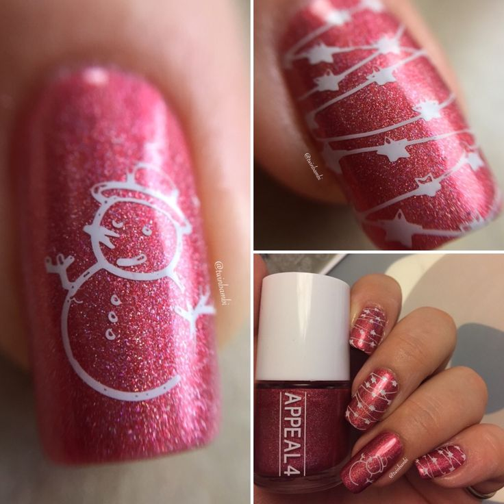 @appeal4 Flame of the Sun m. Hollis Milkweed.  Stamping plate from Born Pretty Polishes bought from @Lu