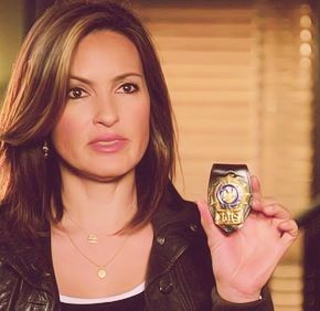 Hi. I'm Olivia Benson. I have a badge.